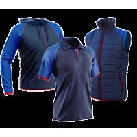 Textiles sportifs sur mesure personnalisés sans limites.