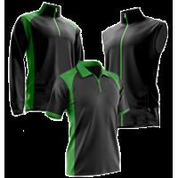 Une ligne de vêtements bi-color pour équiper vos sportifs à prix mini.